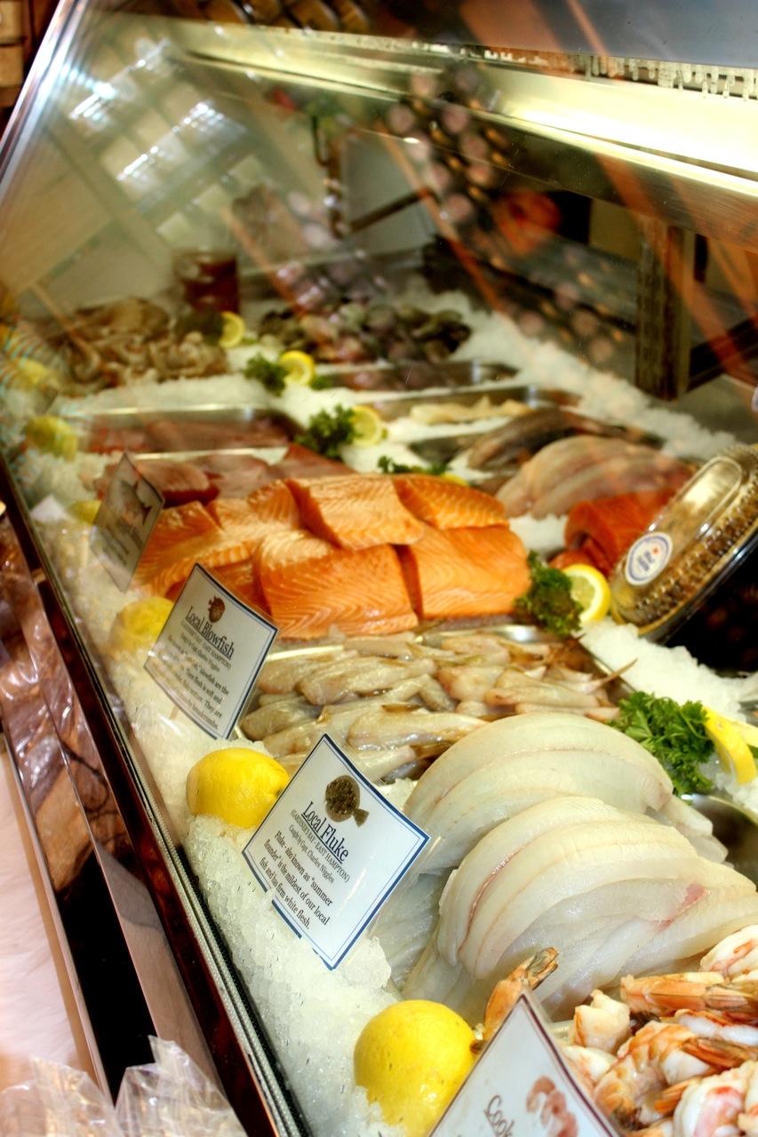 The Fish Market at Round Swamp Farm
