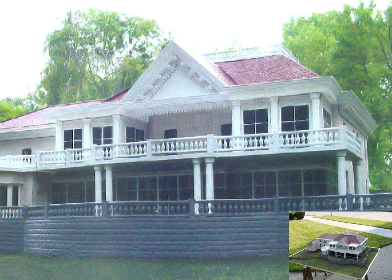 HISTORIC MODEL HOME