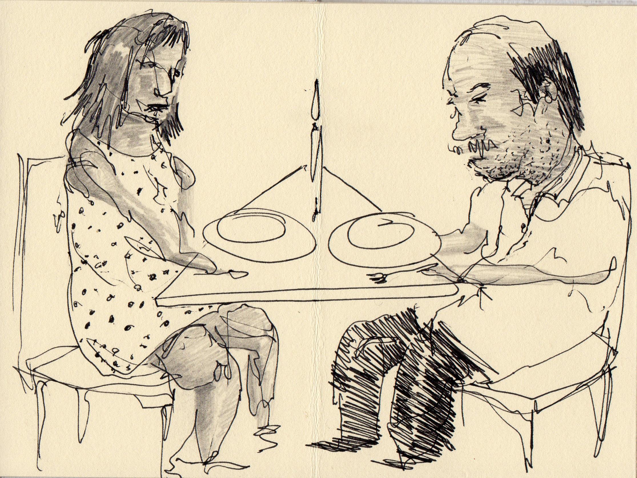 Douglas & Katrina  Handmade Art Book