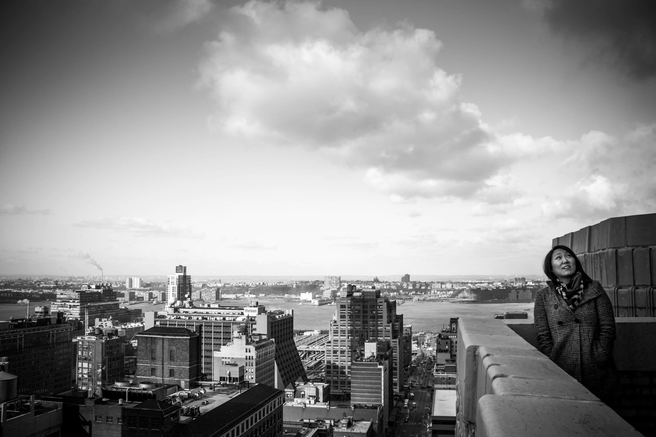 the view: the new yorker hotel NYC