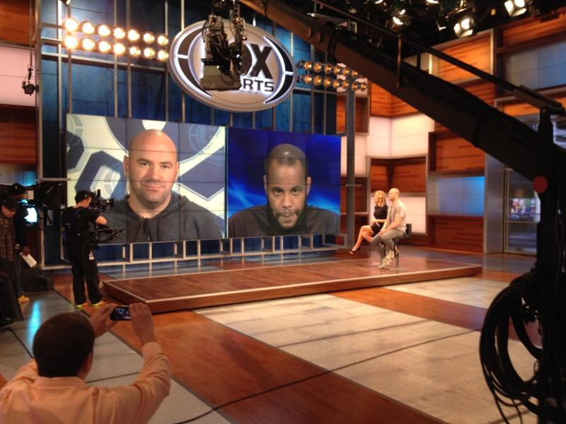 Fighting Words Live on FOXSports1