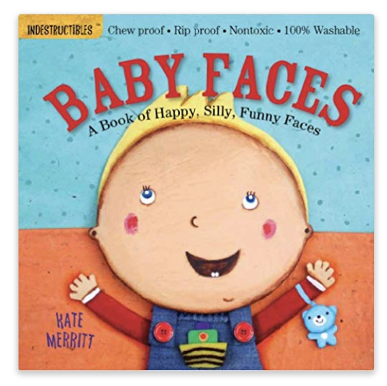 Copy of Indestructibles: Baby Faces