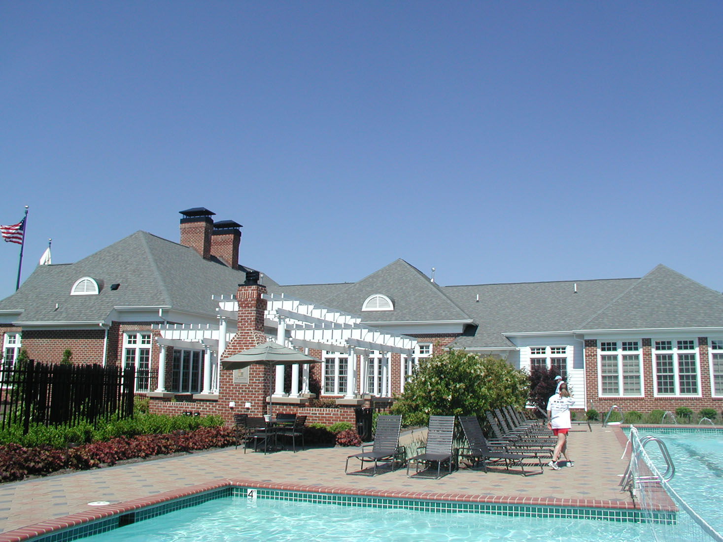 The Estates at Horsepen Clubhouse