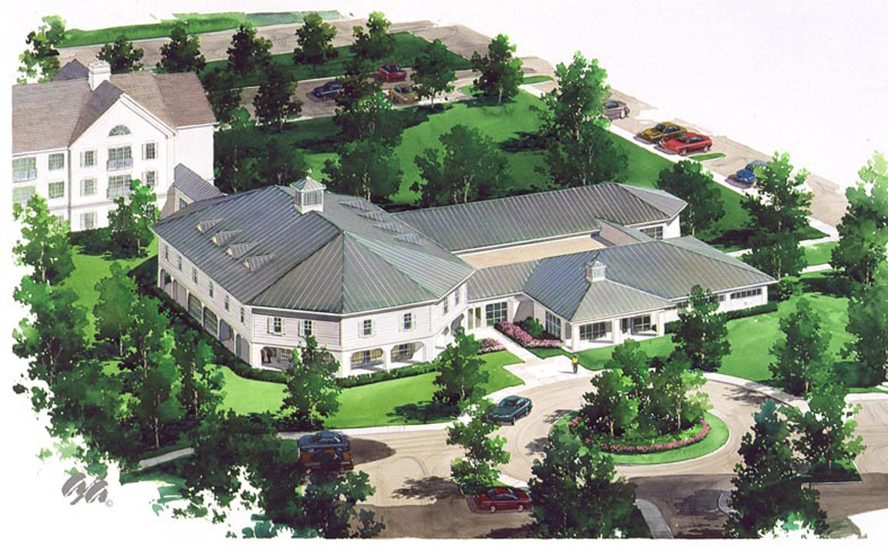 Duke Wellness Center at Fearrington Village