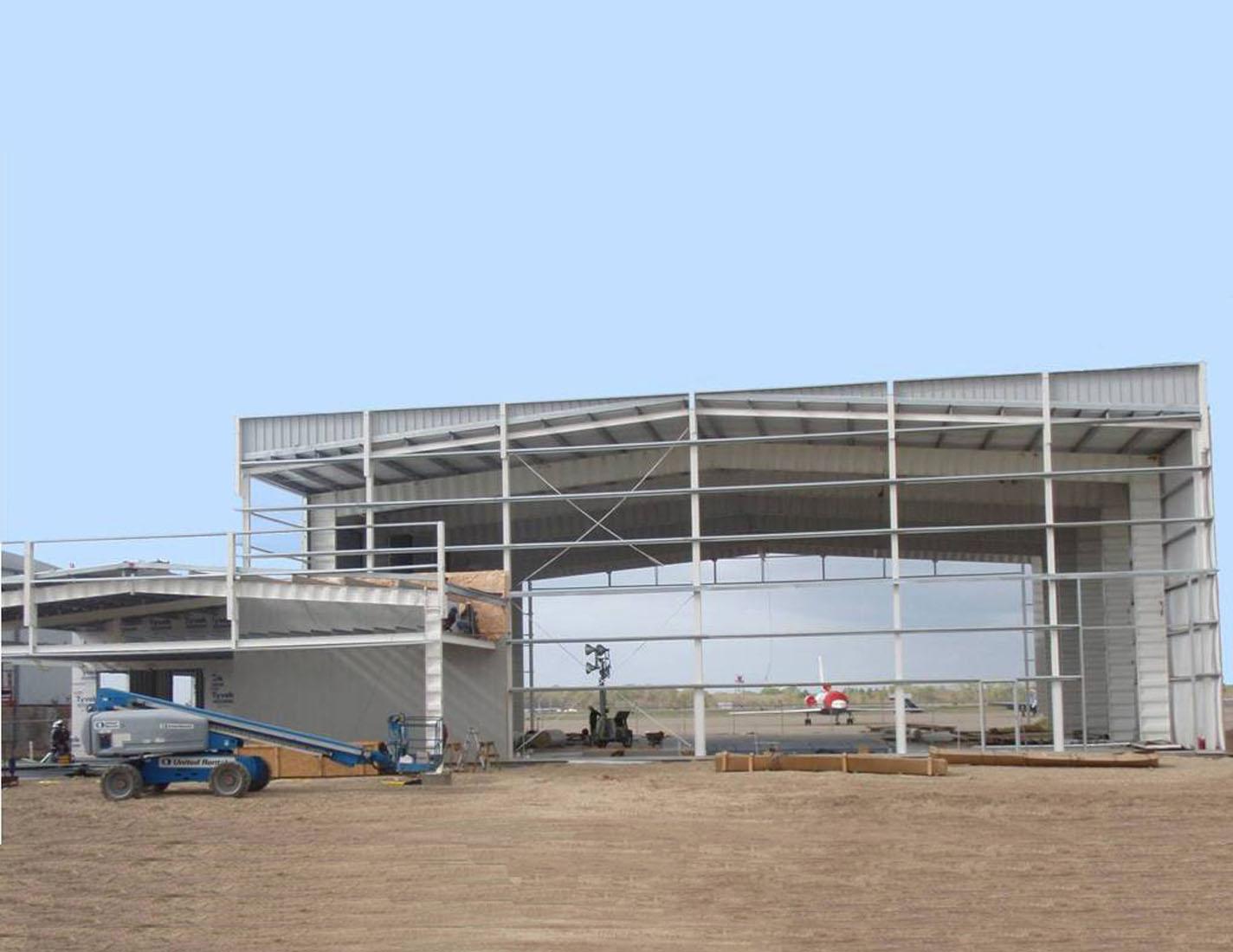 Albemarle Corporate Hangar