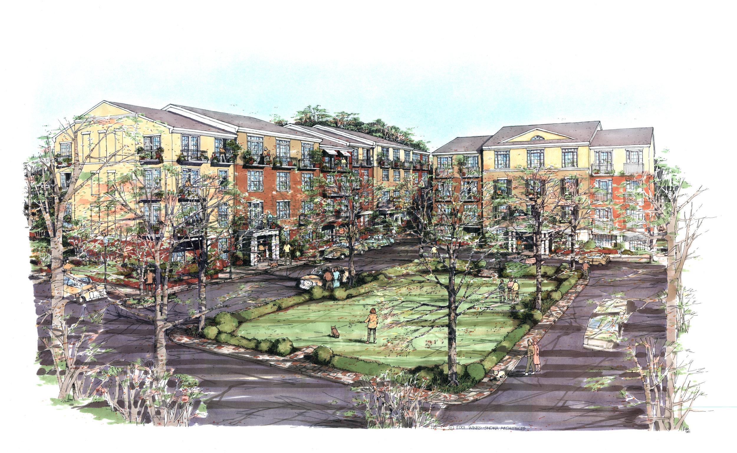 Fifeville Condominiums