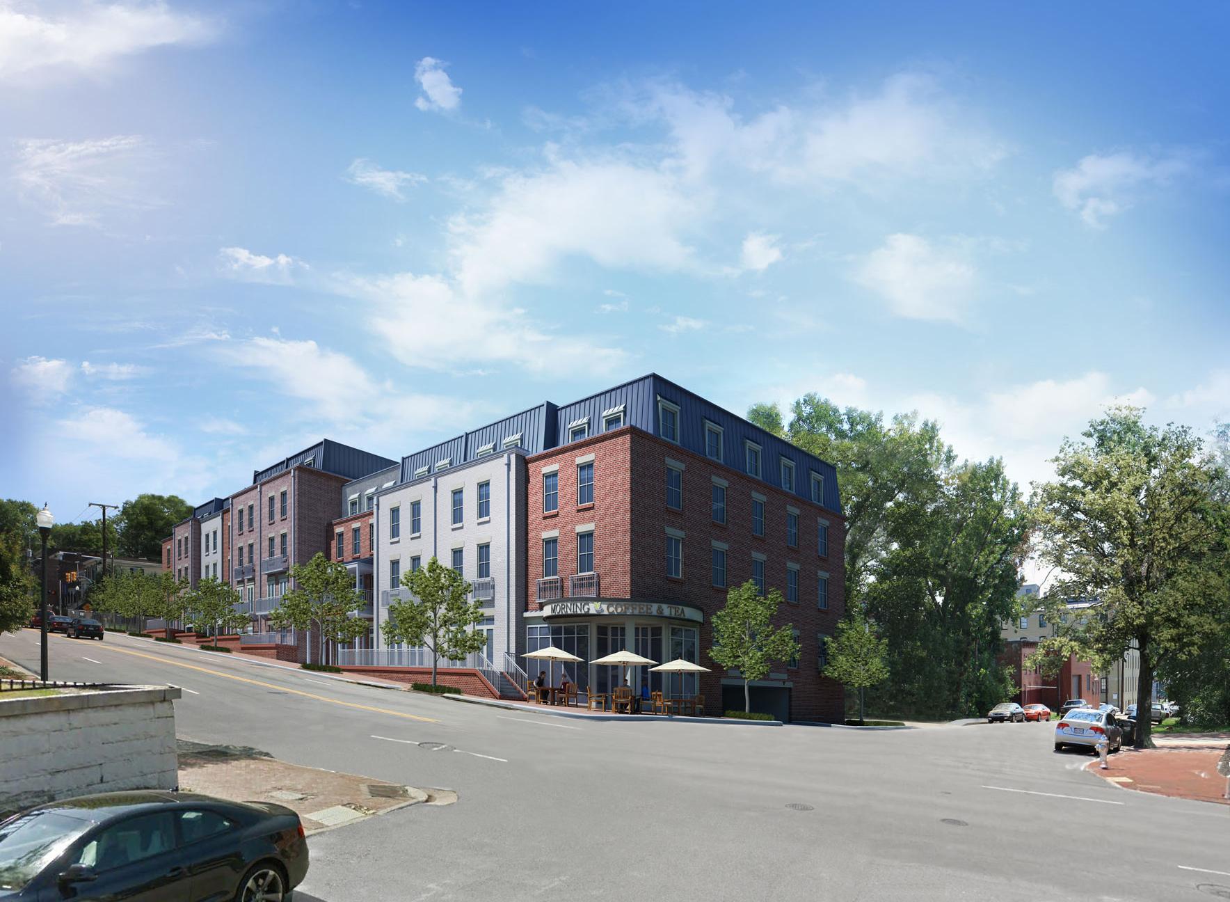 2001 E. Broad Apartments