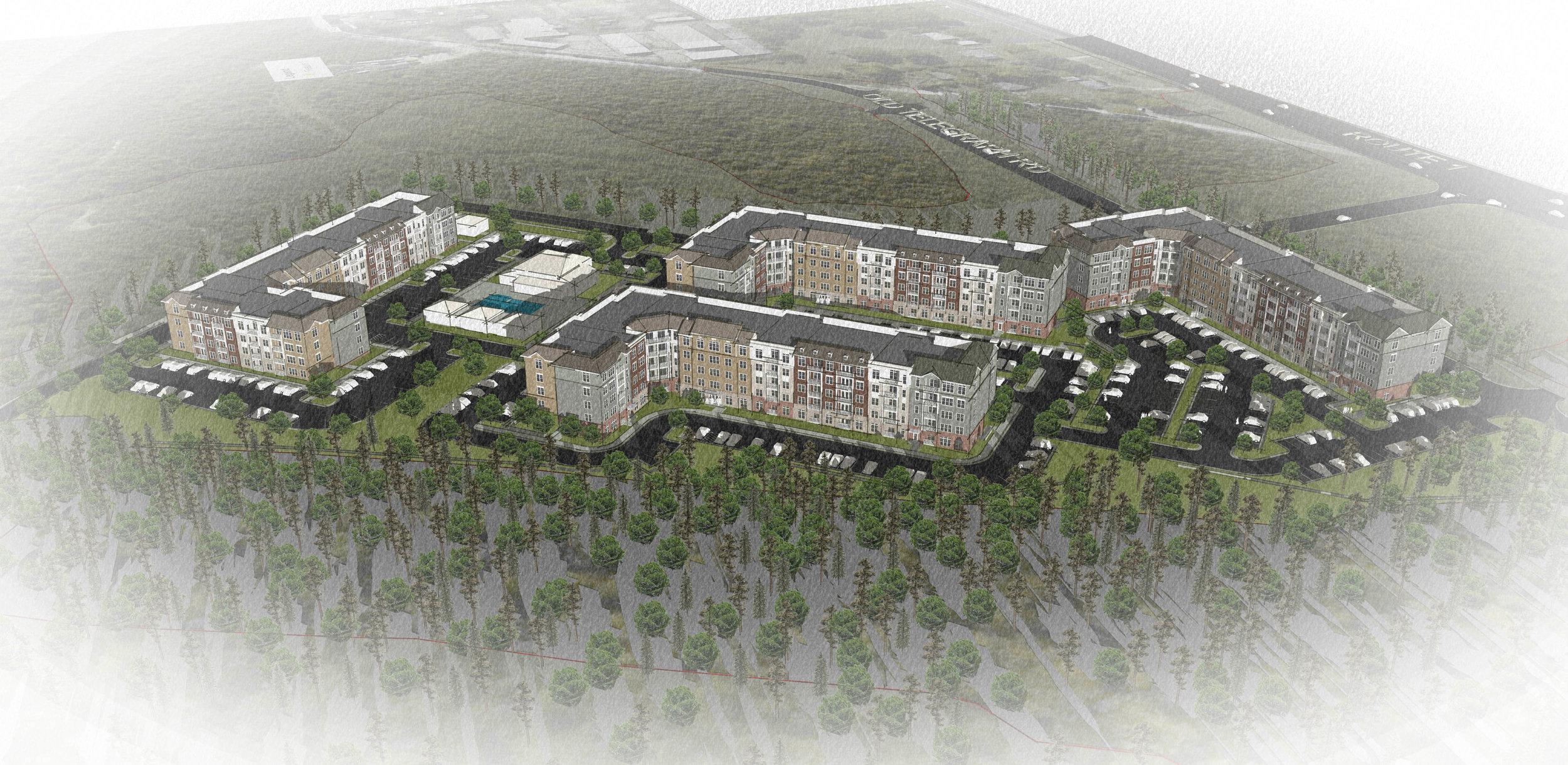 Senior Housing -  Proposed Senior Housing in Spotsylvania County