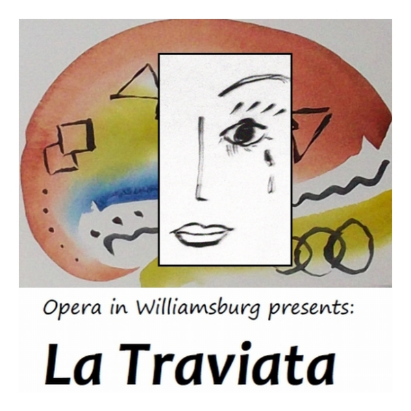 LA TRAVIATA, April 23, 2013 at the Kimball Theatre, Williamsburg, Virginia, at 8 PM