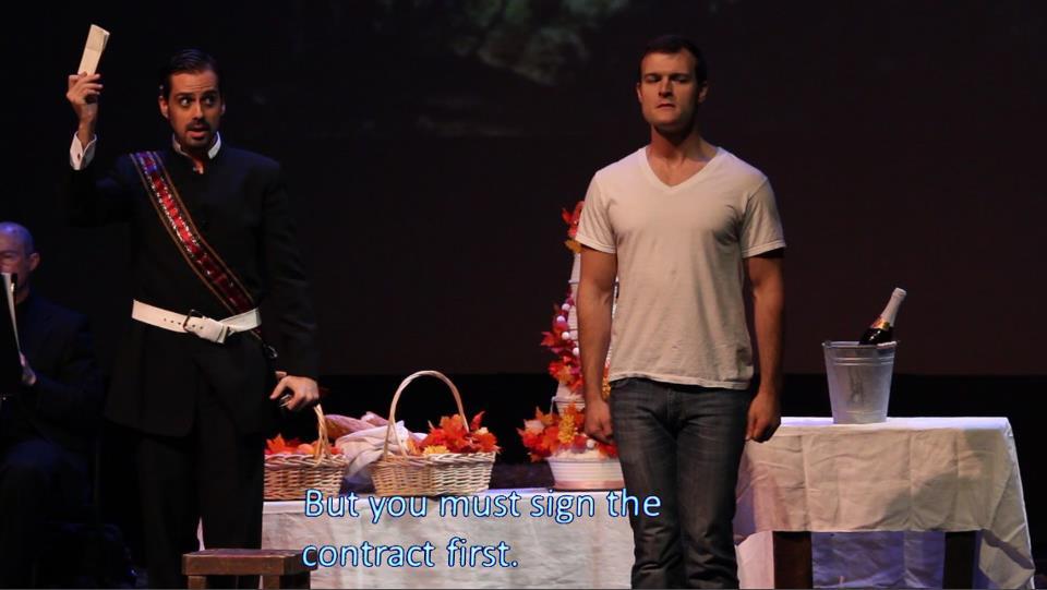 L'Elisir d'Amore, 10/26/2012