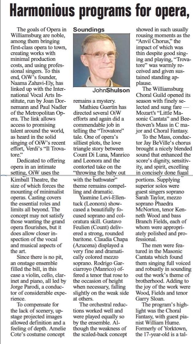 Trovatore review Virginia Gazette November 16 2013 condensed.jpg