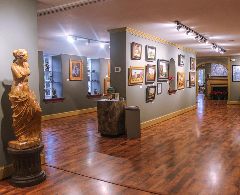 Williamsburg Art Gallery
