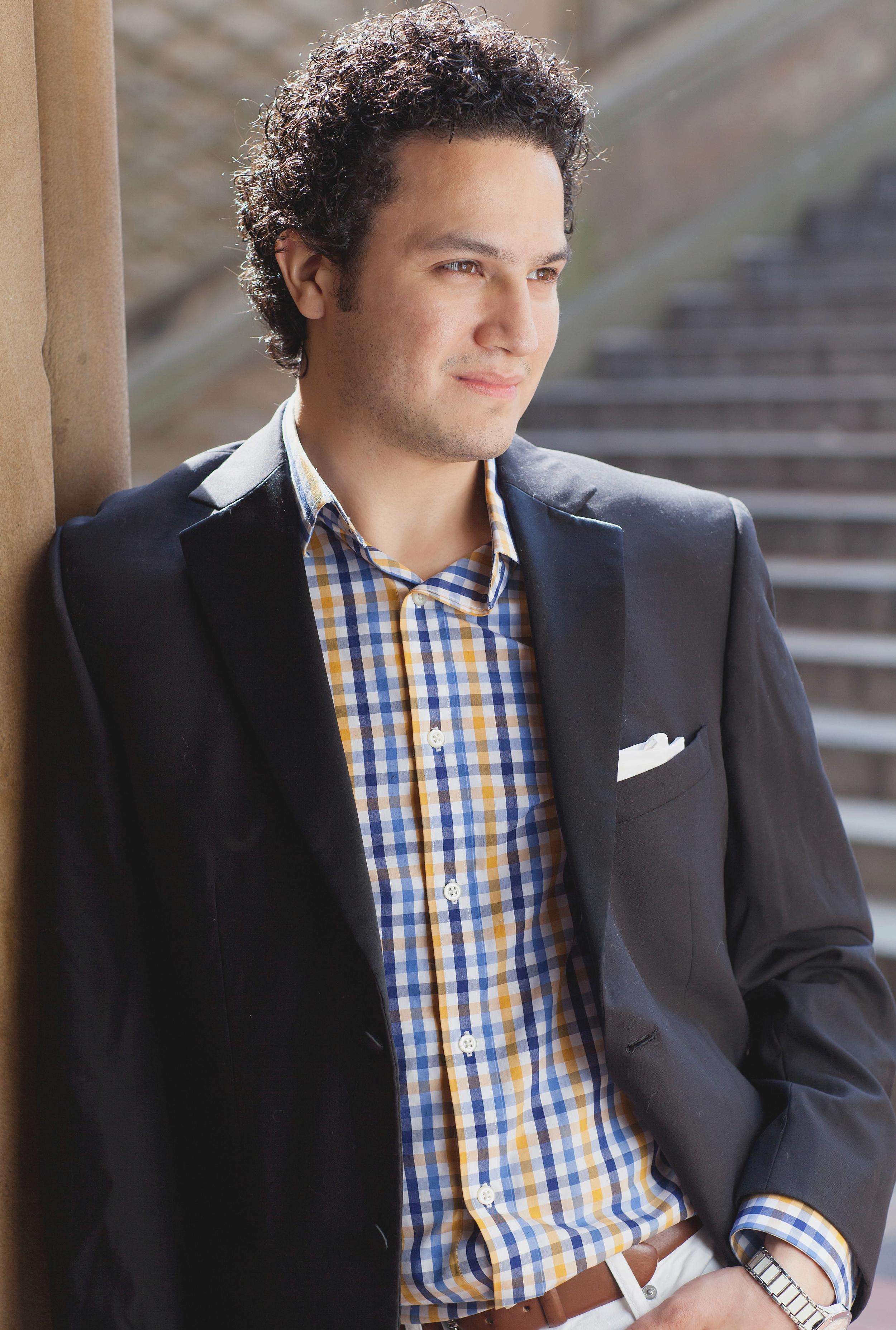 Pianist/Assistant Conductor:  Abdiel Vasquez