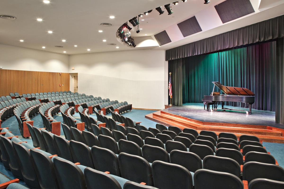 Williamsburg Regional Library Auditorium.JPG