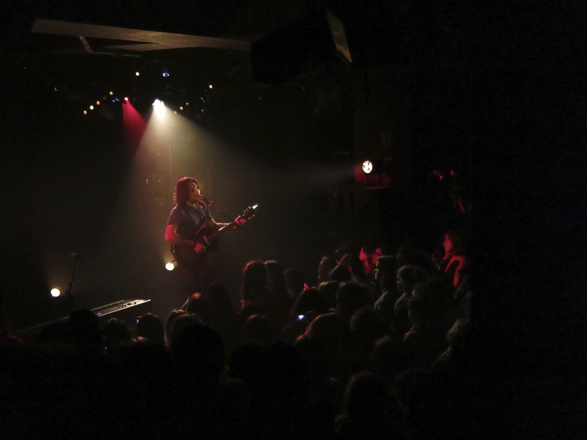 show at La Maroquinerie