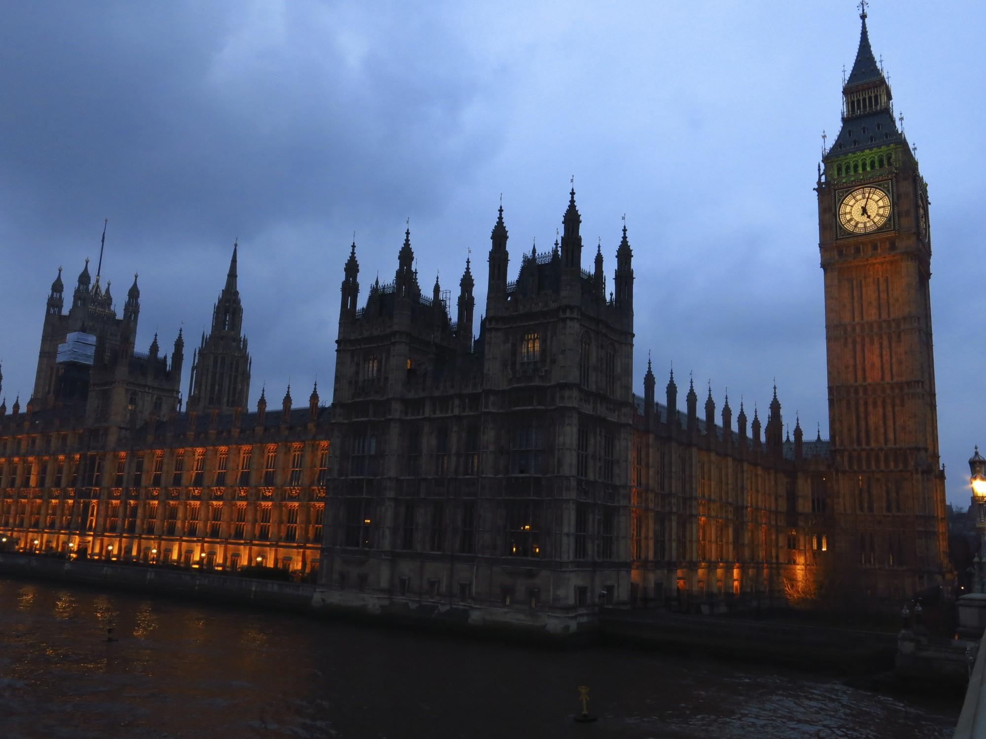 Parliament + Big Ben