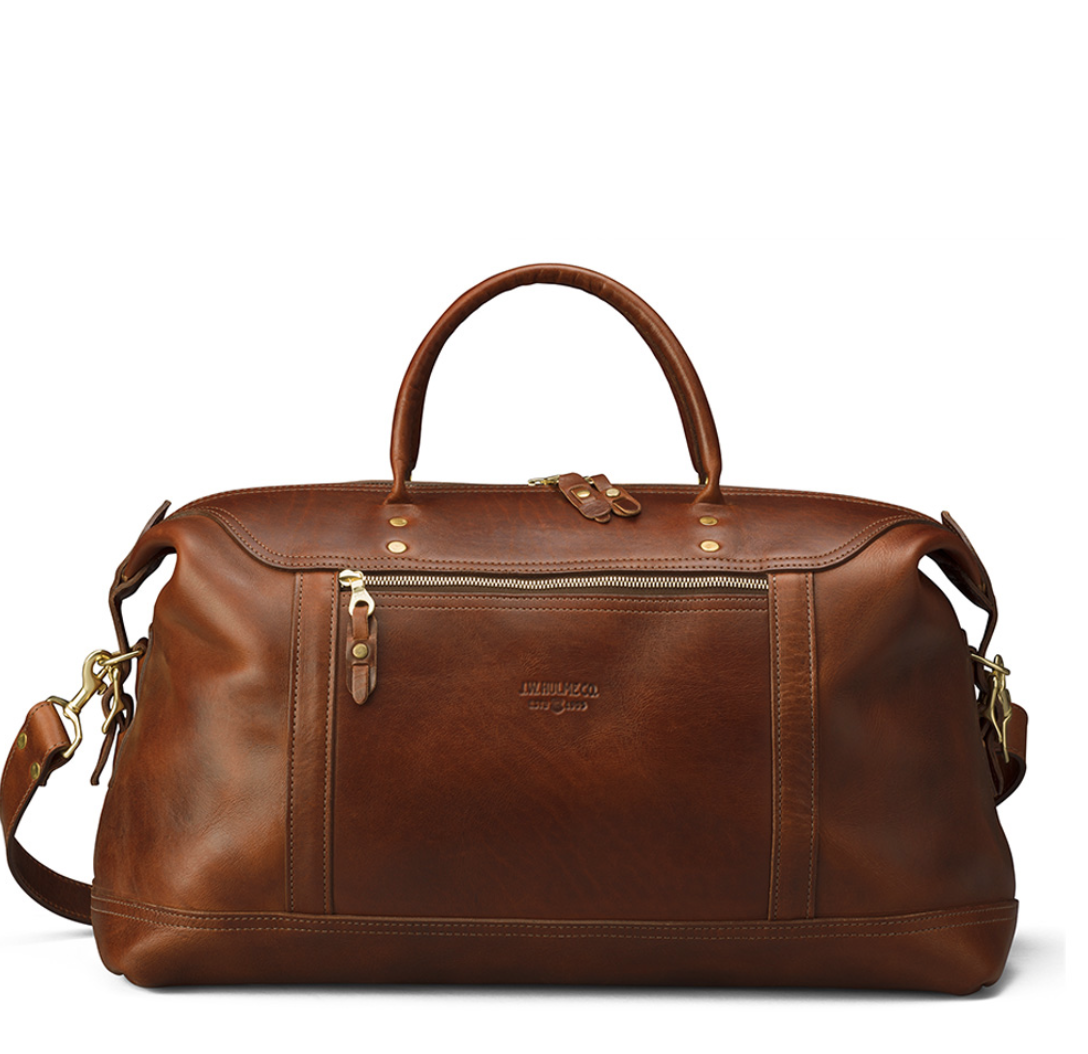 J.W. Hulme Co Weekend Satchel Carry-On Bag  //  Another great, less expensive option at Madewell