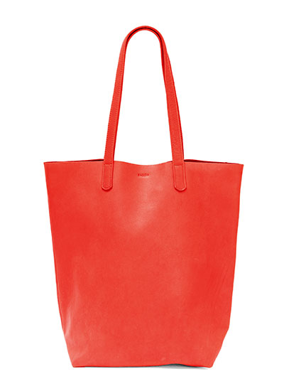 Baggu Basic Tote  //  Also really love this zip-top one from Madewell.