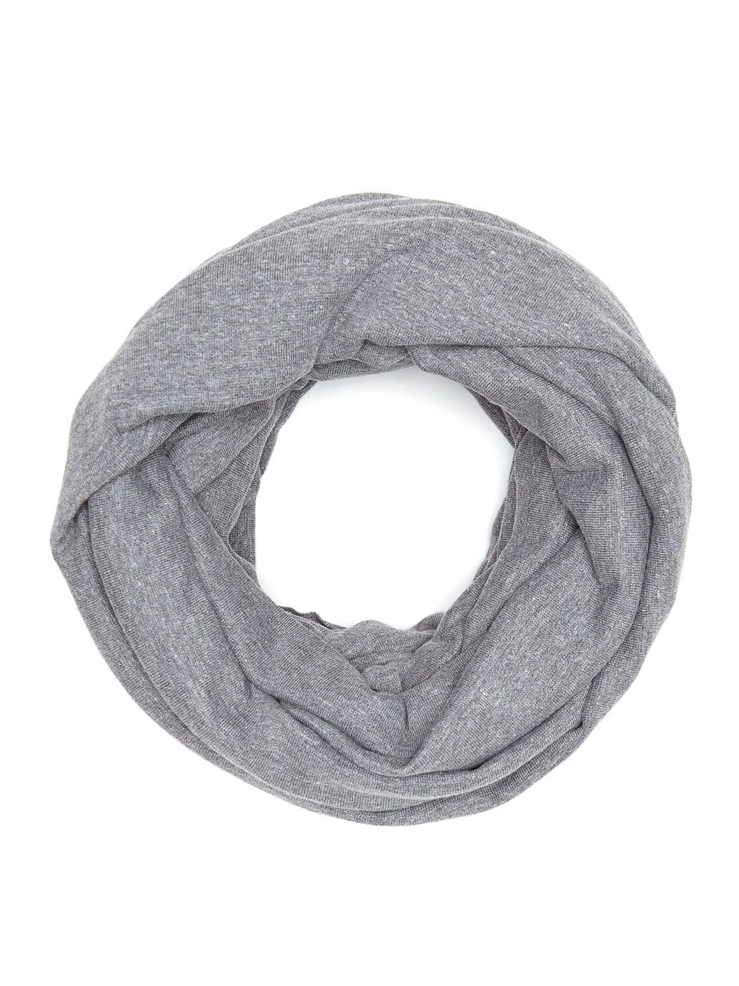 American Apparel Circle Scarf  (this thing really unrolls to be huge)