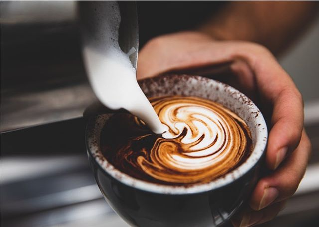 Start your Monday off the right way! With a strong shot of coffee topped off with fresh St David Dairy milk. Perfection! ⁣ ⁣ #stdaviddairy #fitzroydairy #microdairy #barista #melbournecoffee #fresh #freshproduce #local #localgrocer #goodfood #espresso #coffee #latteart #milk #melbournecafe #melbournefood #melbournemilk #baristalife #moo #moojuice #legendairy #coffeeoftheday #coffeeotd #livingthecream #ihaveacream #goodvibesonly✌