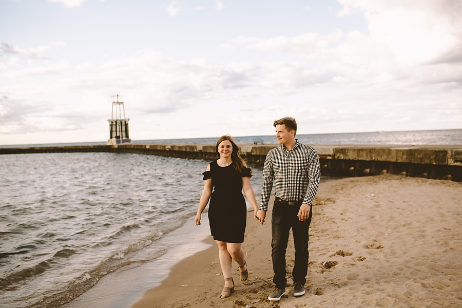 Engagement Photography in Old Town Chicago, IL