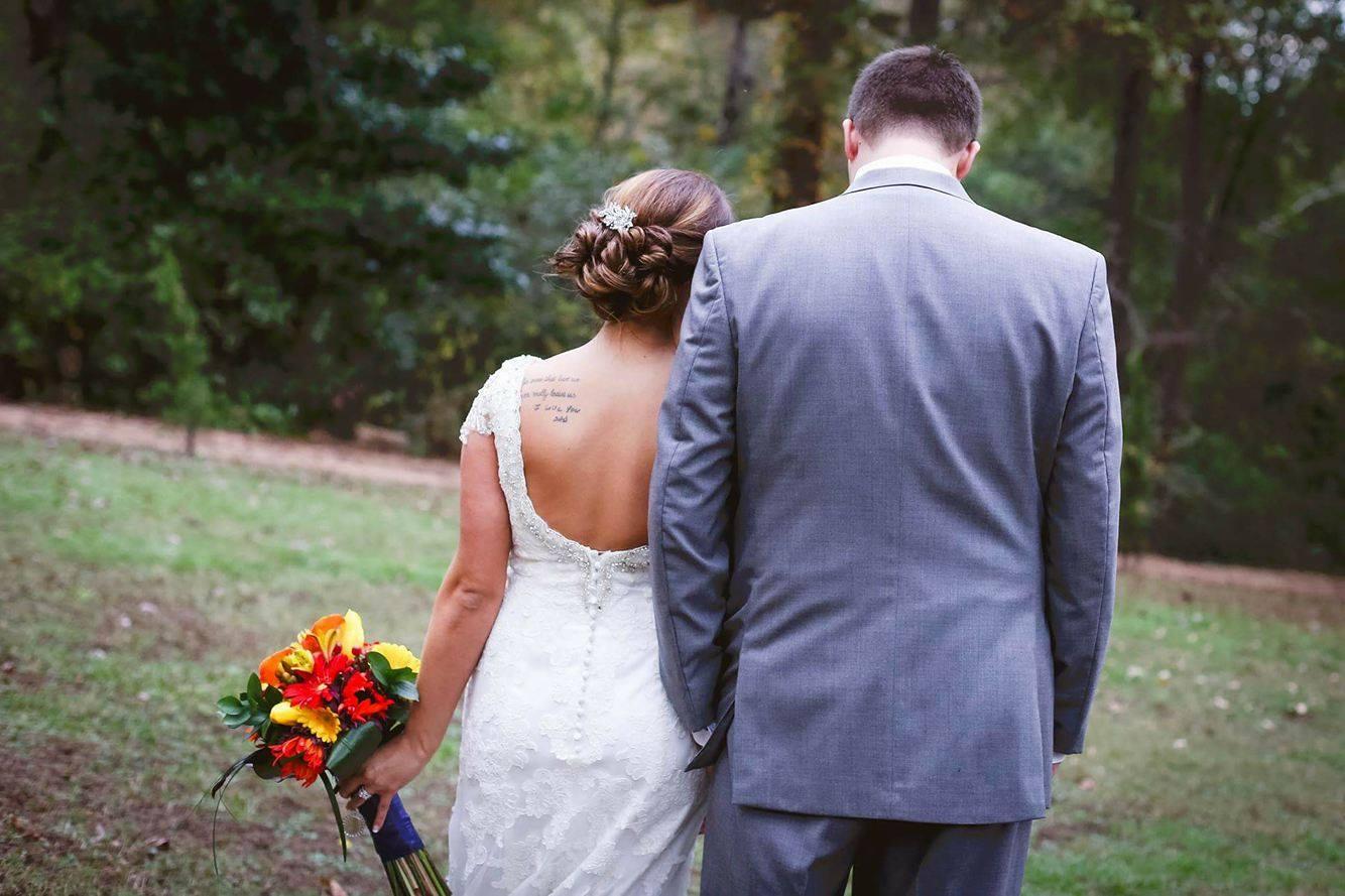 Congratulations to Jennifer and Jonathan Blair!