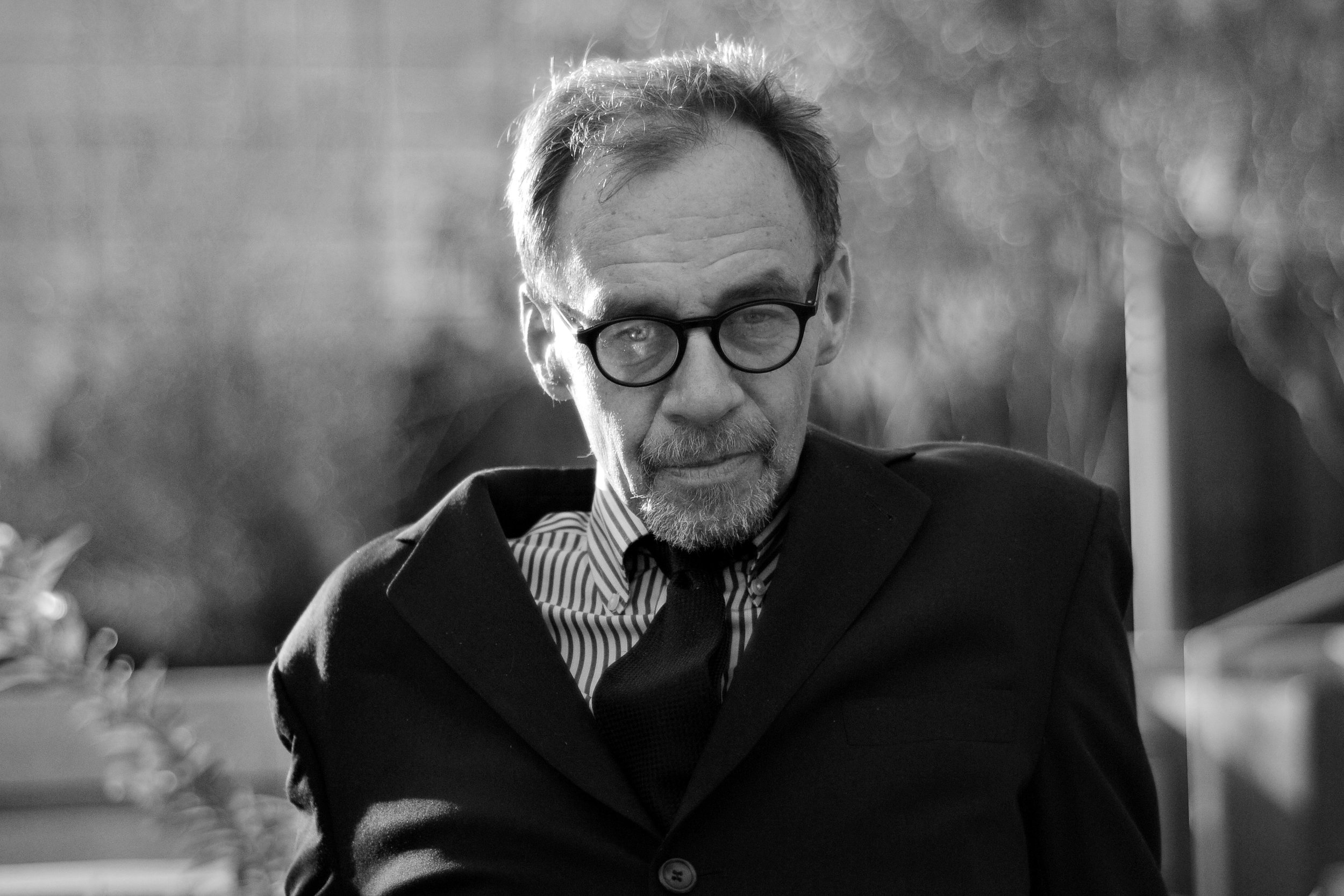 David Carr, New York Times columnist.