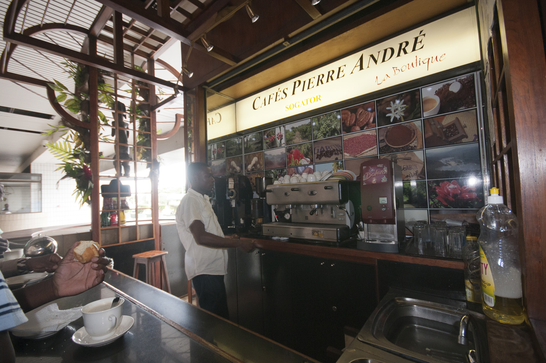 Boutique Aéroport de Libreville