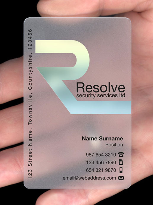 Resolve Security Services