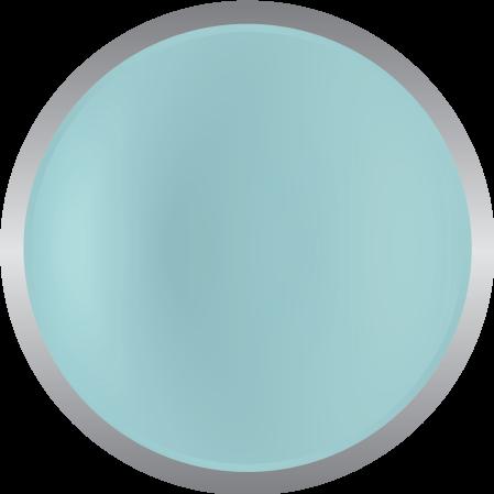 Metallic aqua