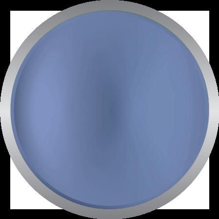 Metallic frost blue