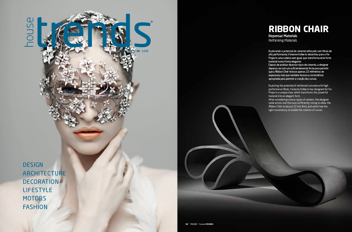 House Trends magazine, Portugal, Issue 49, 2013