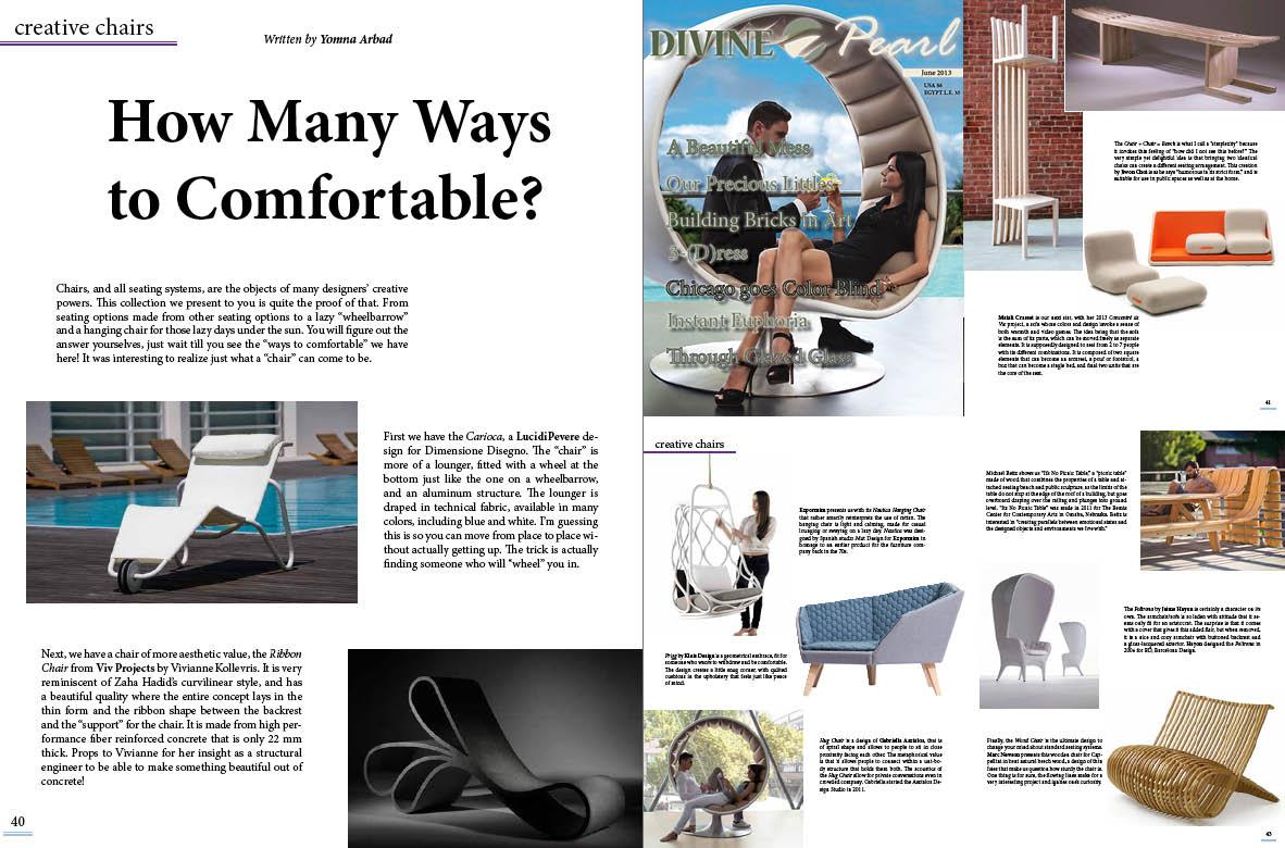Divine Pearl magazine, Egypt, Issue 6, 2013