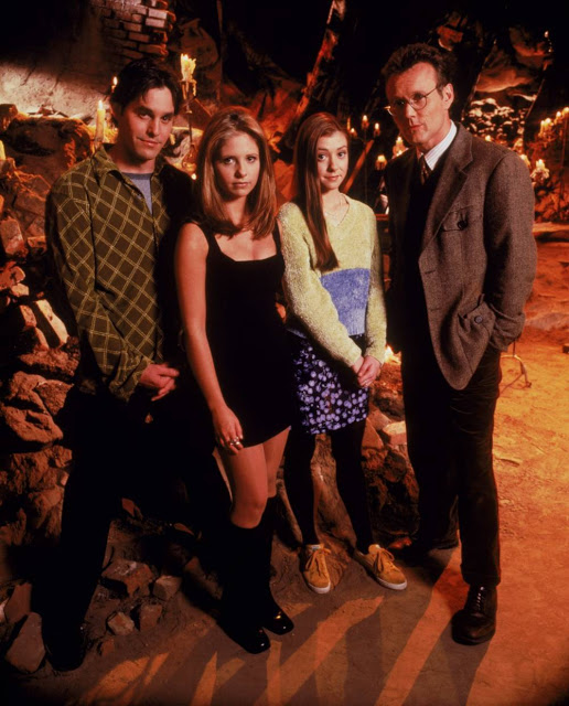 Just look at them. Aren't they nerdtacularly adorable? Oh the 90s.