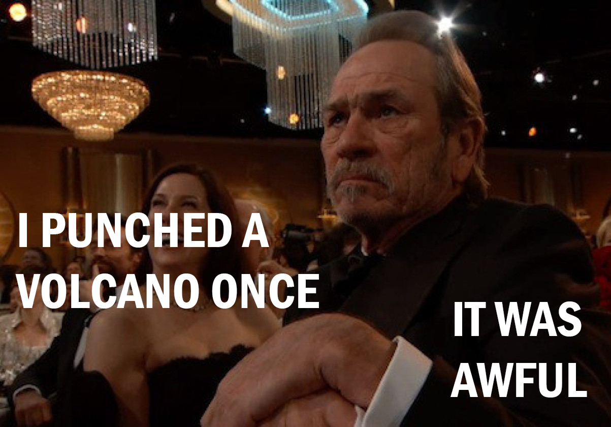 Tommy Lee Jones is perpetually disappointed in you.