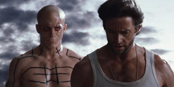 Deadpool in  Wolverine: Origins  -Source: FOX