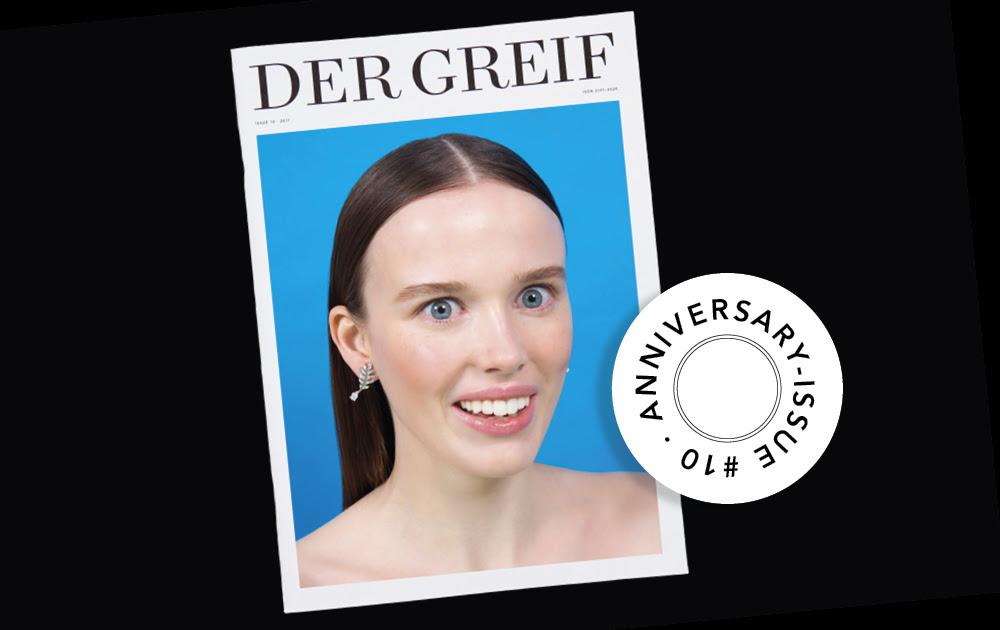 Der Greif anniversary issue 10