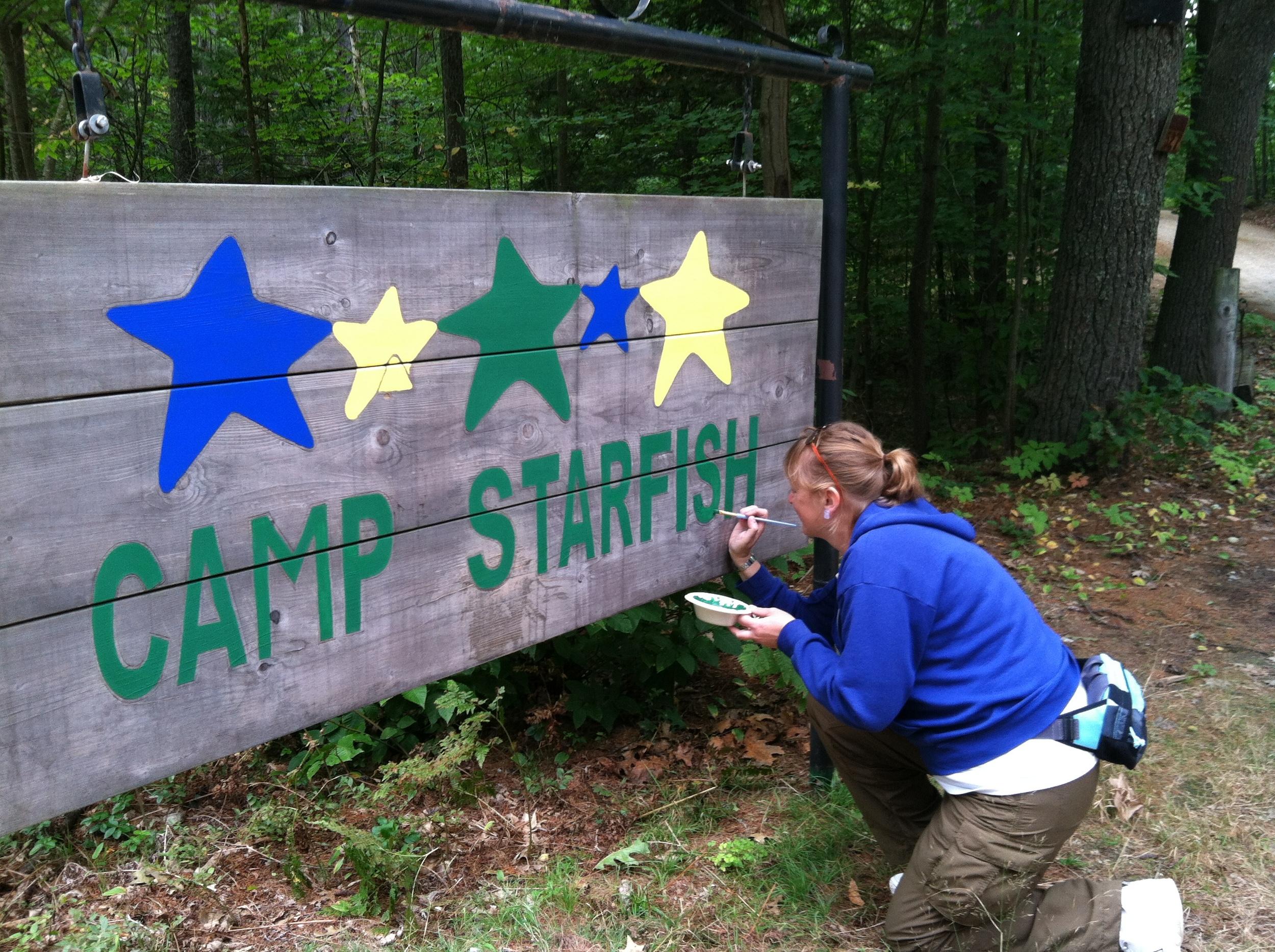 Camp Starfish