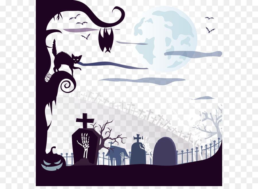 kisspng-halloween-cemetery-euclidean-vector-illustration-vector-halloween-graveyard-and-a-black-cat-skeleto-5a8b4d5054ef15.9097118615190787363479.jpg