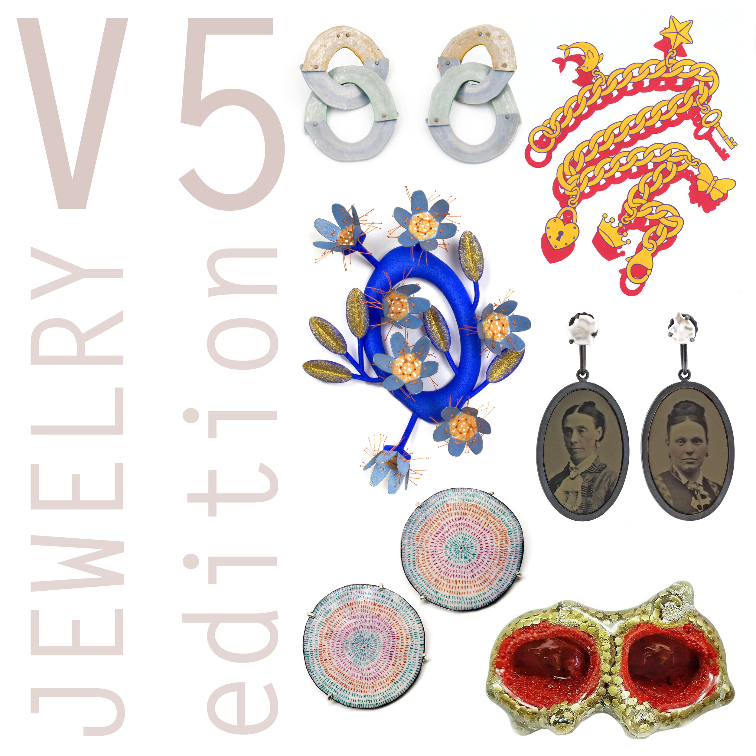 JEWELRY Edition   is an ever-evolving creative project built to promote and celebrate contemporary jewelry. Founded in 2012.  Vol.1 2013-2014 Vol.2 2015-2016 Vol.3 2016-2017 Vol.4 2017-2018 Vol.5 2019-2020