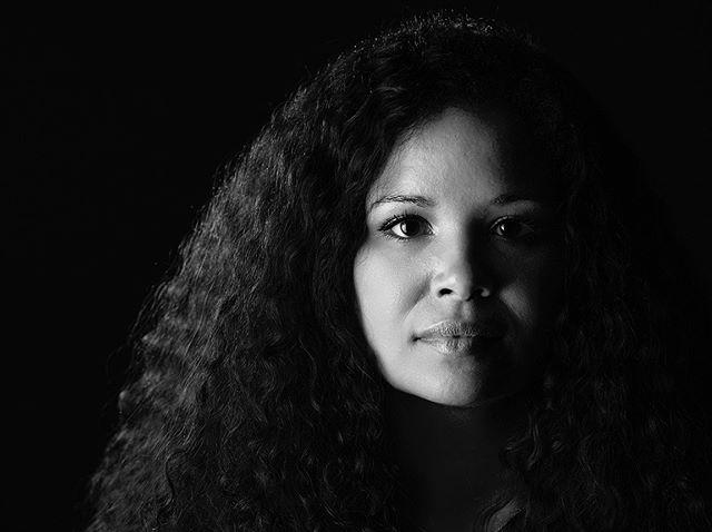 Portrait of UK blues singer #KylaBrox #musicianheadshots #bandpgotography #editorialphotographer #documentaryphotographer #reportagephotographer #mossley #albumphotography #musiciansofinstagram photographer#blackandwhitephoto