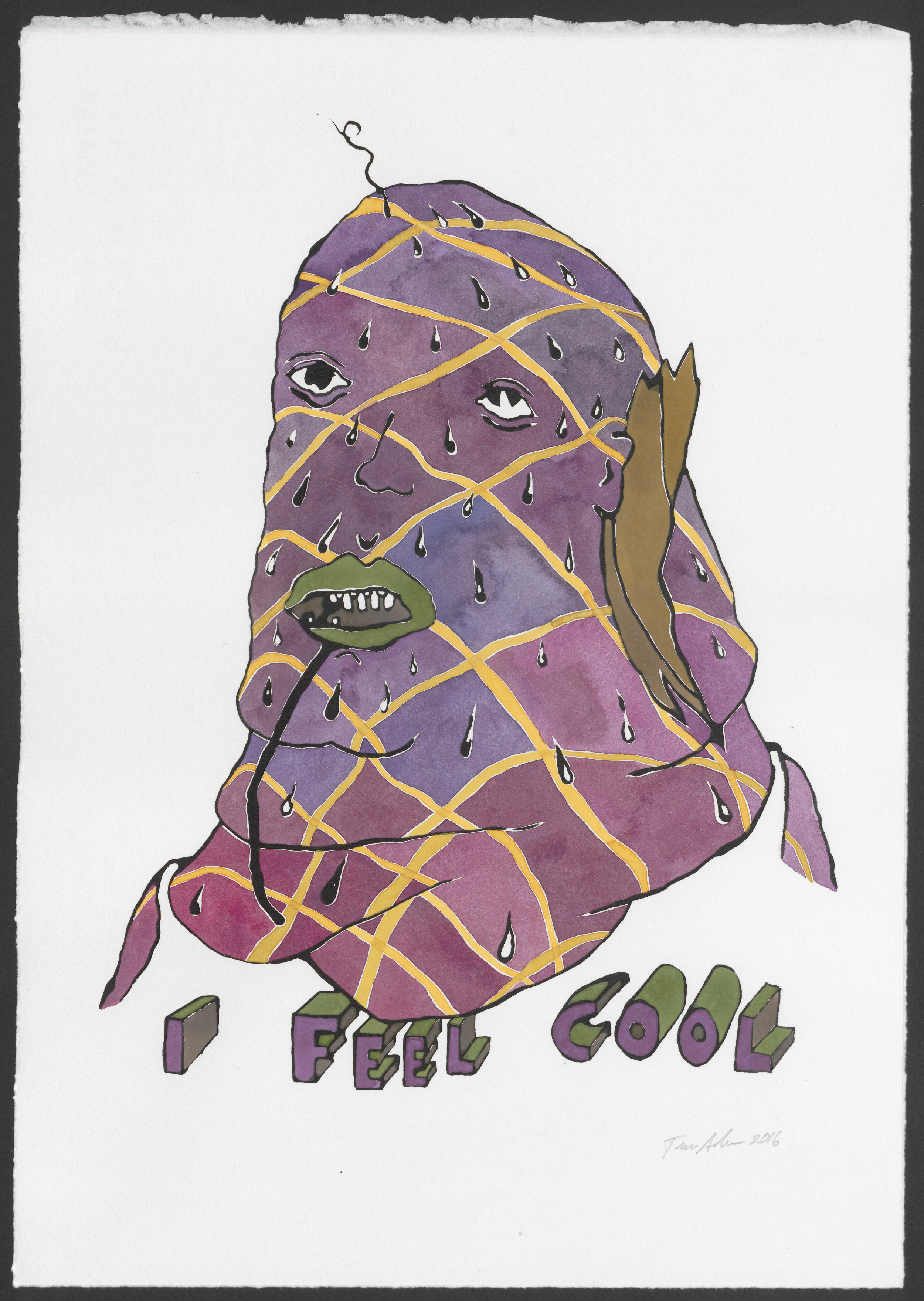 I FEEL COOL.