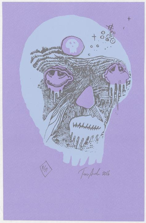 Skull #3.
