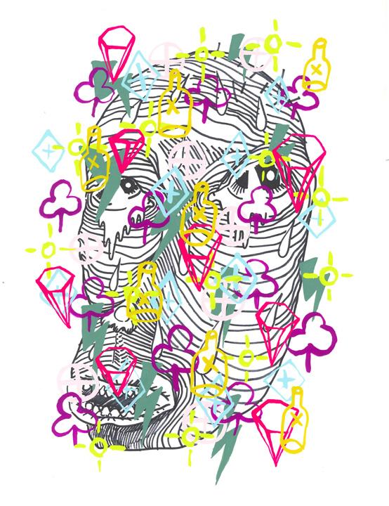 Pattern Freak #2.