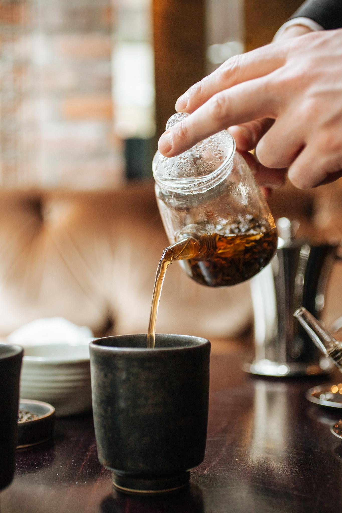 Tea at Betony