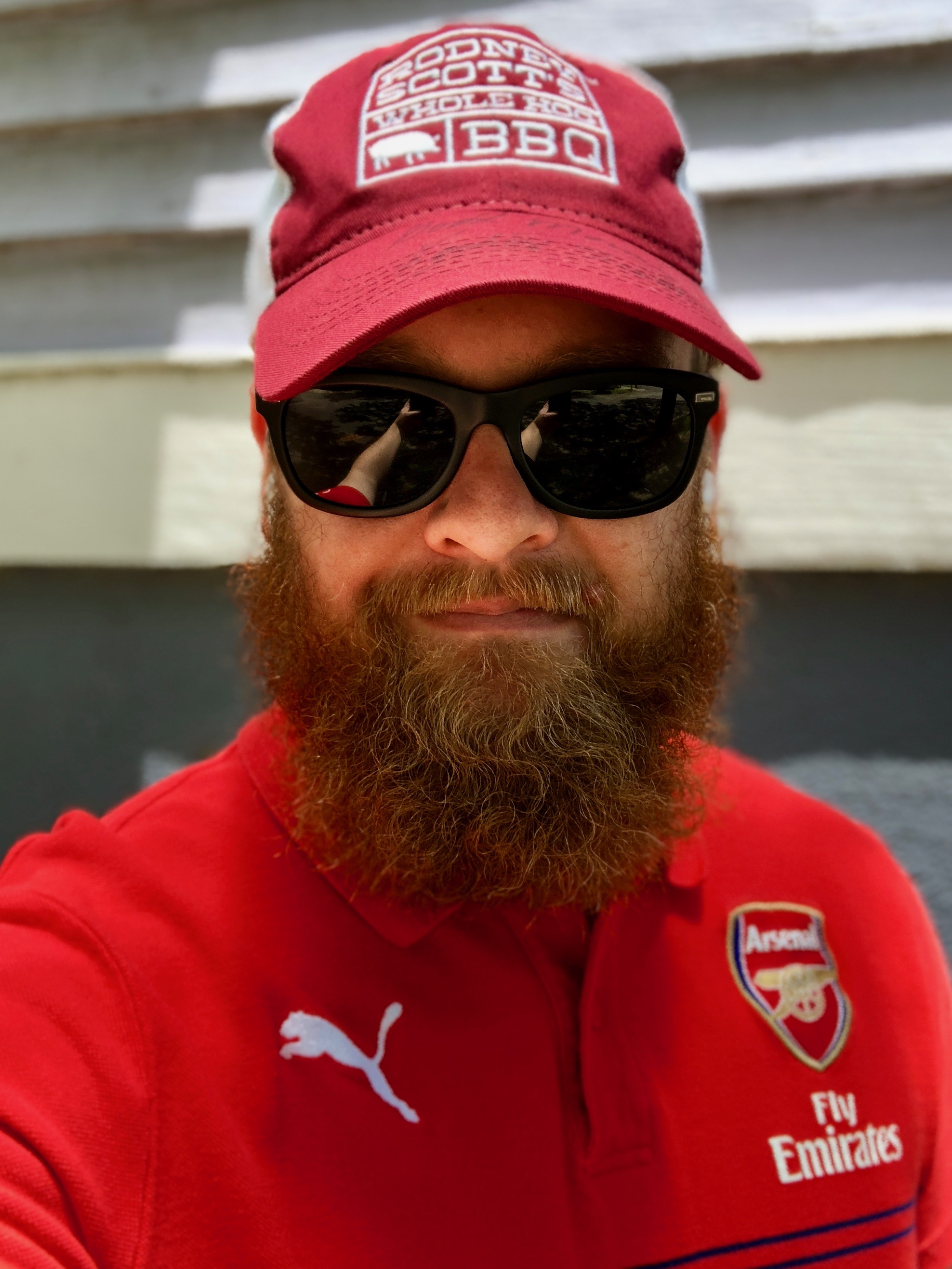 Stan Sulkowski - BRANCH WEB MASTER, PHOTOGRAPHER, GRAPHIC DESIGNFavorite Player: Dennis BergkampFavorite Moment: Aaron Ramsey's 109th minute goal in the 2014 FA Cup Final