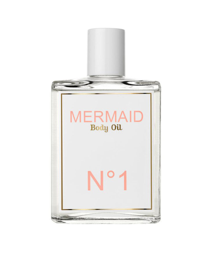 Body Oil<br><strong>Mermaid</strong>