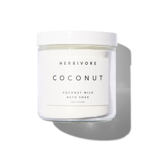 Coconut Bath Soak<br><strong>Herbivore Botanicals</strong>