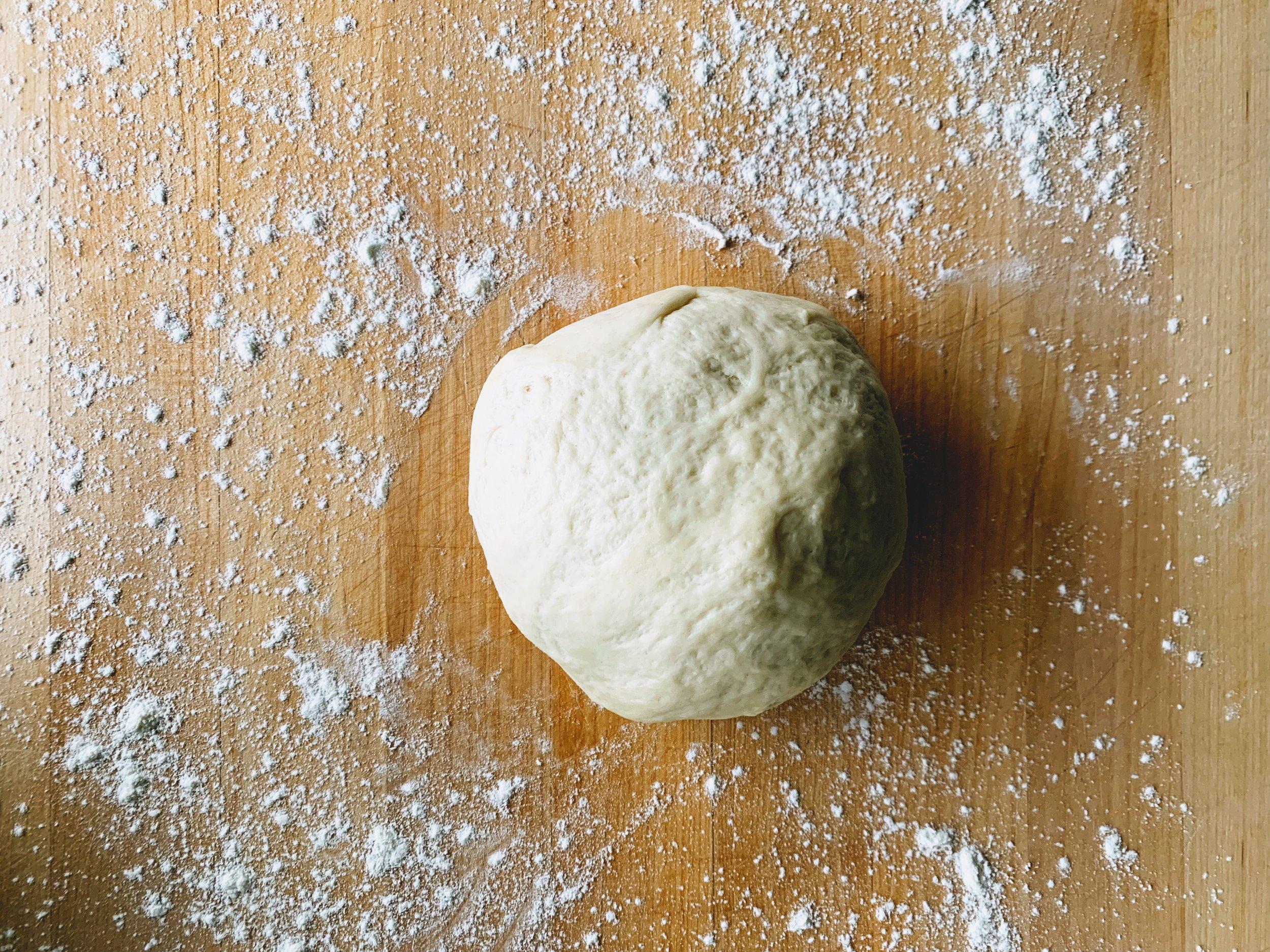 Chicago Thin  Crust Pizza Dough up close.jpg