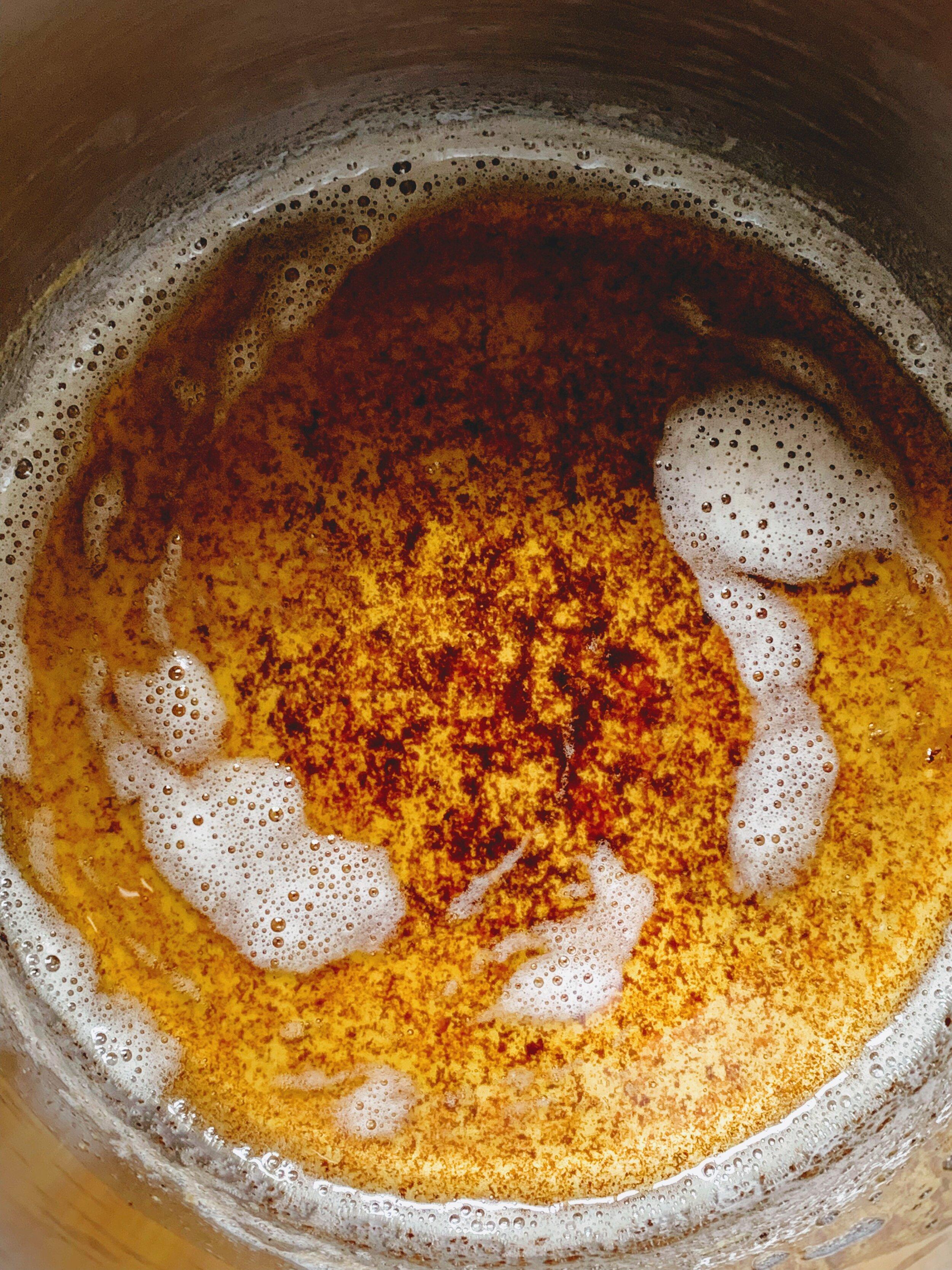 Gram's Souped-Up Pumpkin Bread brown butter.jpg